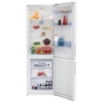 Beko CCFH1685W Frost Free Fridge Freezer in White 1 85m 56cm 230 97L