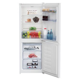 Beko CCFM3552W Frost Free Fridge Freezer in White 1 53m 54cm F Rated