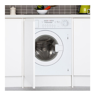 Candy CDB264N 80 60cm Integrated Washer Dryer 1200rpm 6kg 4kg B Rated