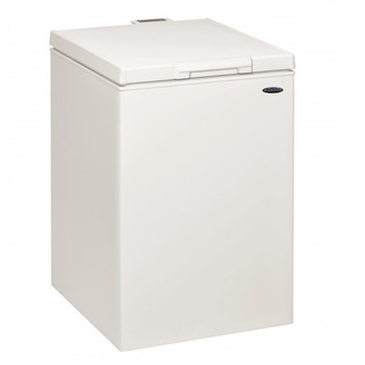 Iceking CF131W 58cm Chest Freezer in White 131 Litre 0 87 F Rated