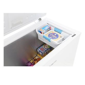 LEC CF200LWMK2 94cm Chest Freezer in White 199 Litre 0 85m F