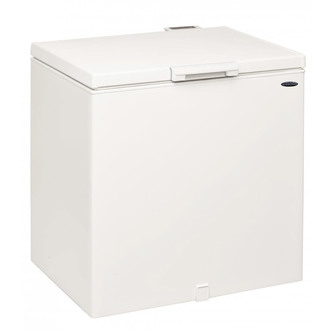 Iceking CF202W 81cm Chest Freezer in White 202 Litre 0 87m F Rated