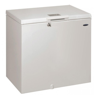 Iceking CF252W 101cm Chest Freezer in White 252 Litre 0 92m F Rated