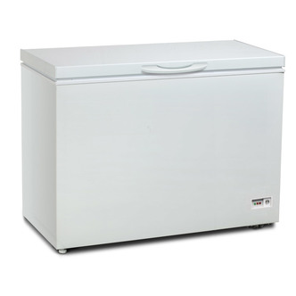 Iceking CF400W Chest Freezer in White 400 Litre A Energy Rated