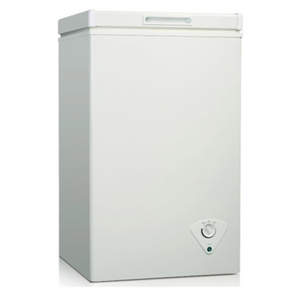 LEC CF61LW Chest Freezer in White 61L A Rated 3yr Gtee