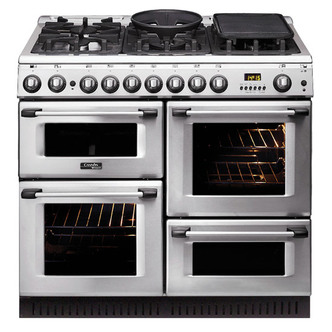 Cannon CH10750GFS 100cm Gas Range Cooker in Stainless Steel