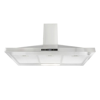Montpellier CHC1012MSSR 100cm Remote Control Chimney Hood in Stainless