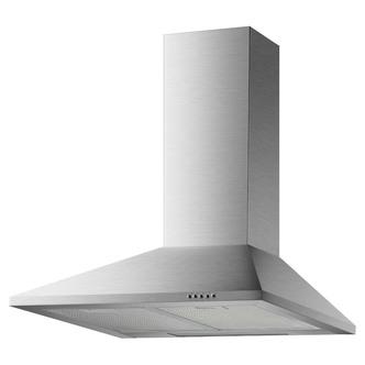 Image of Culina CHIM70SSPF 70cm Chimney Hood in St Steel 3 Speed Fan