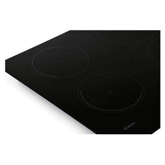Candy CI642CC 60cm 4 Zone Induction Hob in Black Glass
