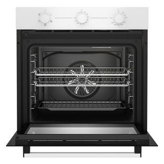 Image of Beko CIFY71W Built In Electric Single Fan Oven in White A Rated