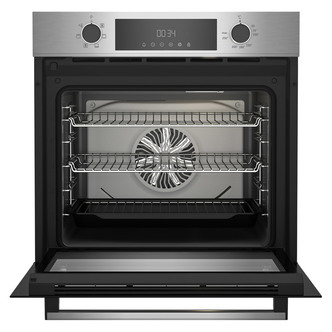 Image of Beko CIMY91X Built In Electric Single Fan Oven in St Steel LED Timer