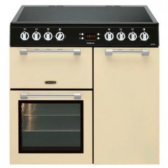 Leisure CK90C230C 90cm COOKMASTER Electric Range Cooker in Cream
