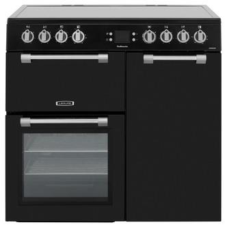 Leisure CK90C230K 90cm COOKMASTER Electric Range Cooker in Black