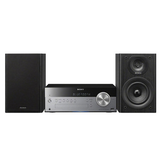 Sony CMTSBT100B Micro HiFi with Bluetooth CD DAB NFC