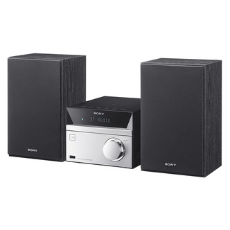 Sony CMTSBT20 Mini Hi Fi System with CD FM Tuner USB Bluetooth NFC