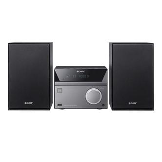 Sony CMTSBT40D Micro HiFi System 50W CD DVD USB Bluetooth NFC