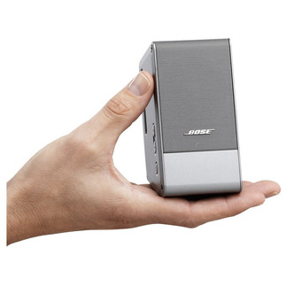 Bose COMPUTER MM Computer MusicMonitor Desktop Speakers in Silver