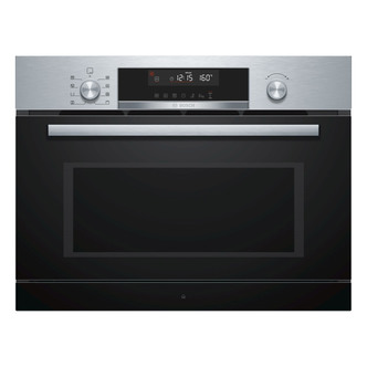 Image of Bosch CPA565GS0B Serie 6 Built in Oven with Microwave Steam Br St