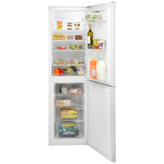 Indesit CTAA55NF Frost Free Fridge Freezer in White 1 85m W55cm A