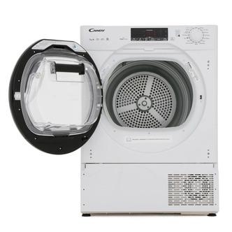 CANDY CBTD H7A1TBE-80 NFC Integrated 7 kg Heat Pump Tumble Dryer
