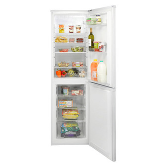 Indesit CVTAA55NF Frost Free Fridge Freezer in White 1 97m