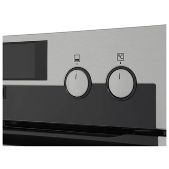 Image of AEG DCS431110M Built In Double Electric Fan Oven in St Steel A Rated