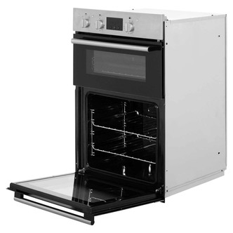 Image of Hotpoint DD2540IX Built In Electric Double Oven in Stainless Steel