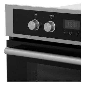 Image of Hotpoint DD2844CIX Built In Electric Double Oven in Stainless Steel