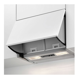 Compare prices for AEG DEB2630S 60cm Integrated Hood in St Steel 3 Speed Fan