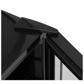 Iceking DF48K 44cm Wide Tabletop Mini Drinks Fridge in Black