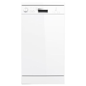 Beko DFS04C10W 45cm Slimline Dishwasher in White 10 Place Setting