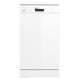 Beko DFS04C10W 45cm Slimline Dishwasher in White 10 Place Setting