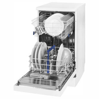 Beko DFS05010W 45cm Slimline Dishwasher in White 10 Place Setting A