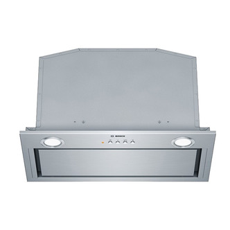Image of Bosch DHL575CGB 52cm Integrated Canopy Cooker Hood in Brushed Steel
