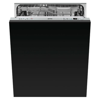 Smeg DI613P 60cm Fully Integrated 13 Place Dishwasher A Rated