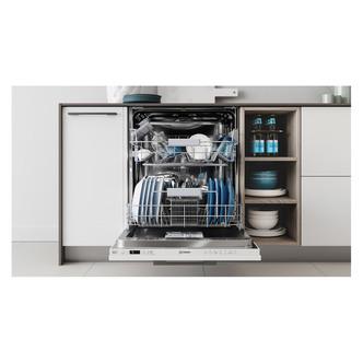Indesit DIC3B16UK 60cm Fully Integrated Dishwasher 13 Place Setting F