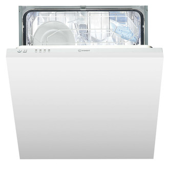 Indesit DIF04B1 60cm Fully Integrated Dishwasher in White 13 P Set A