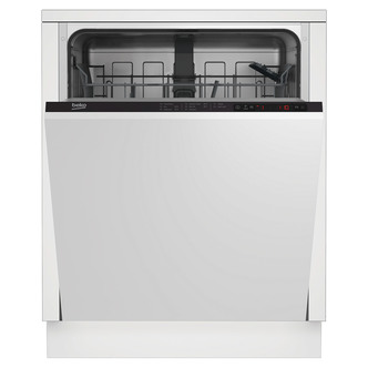 Beko DIN15322 60cm Fully Integrated 13 Place Dishwasher E Rated