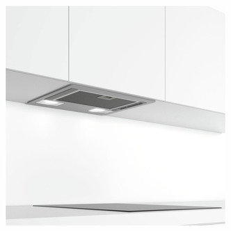 Image of Bosch DLN53AA70B Serie 2 53cm Integrated Canopy Cooker Hood in Silver