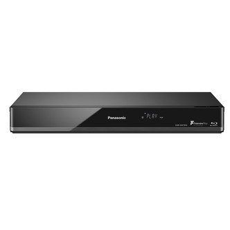 Panasonic DMR BWT850EB Blu Ray Full HD 1080p Disc Recorder with 4K Ups