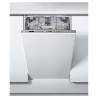 Indesit DSIO3T224EZ 45cm Fully Integrated Dishwasher 10 Place Settings