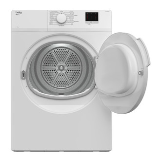 Image of Beko DTLV70041W 7kg Vented Tumble Dryer in White Sensor C Energy