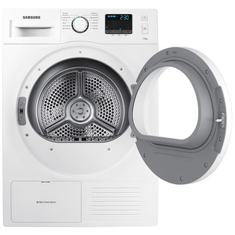 Samsung DV70F5E0HGW 7kg Condenser Tumble Dryer in White A Energy Rated