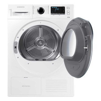 Samsung DV80K6010CW 8kg Condenser Tumble Dryer in White A Energy Rated