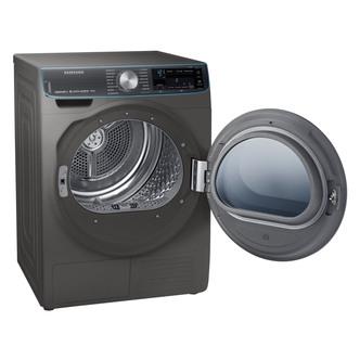 Samsung DV90N8288AX 9kg Heat Pump Dryer in Graphite A Smart Check