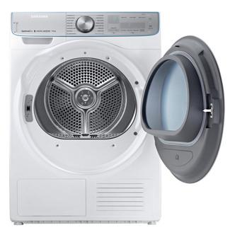 Samsung DV90N8289AW 9kg Heat Pump Dryer in White A Smart Check