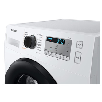 Tumble Dryers Samsung DV90TA040AH 9kg Heat Pump Condenser Dryer in White A Rated