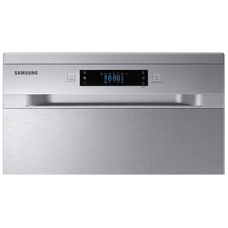 Samsung DW60M6050FS 60cm Dishwasher in St Steel 14 Place Setting E Rat