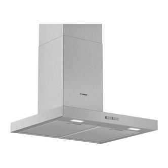 Image of Bosch DWB64BC50B Serie 2 60cm Slimline Box Design Hood Brushed Steel