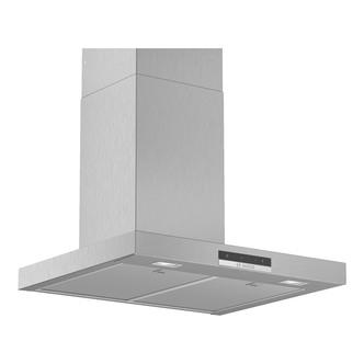 Image of Bosch DWB66DM50B Serie 4 60cm Slimline Box Design Hood Brushed Steel